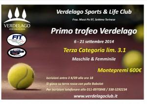 locandina torneo tennis