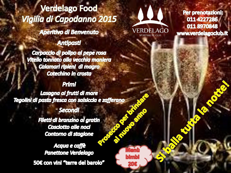Verdelago Capodanno 2014/2015