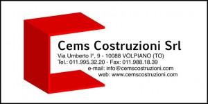 Logo Cems Costruzioni