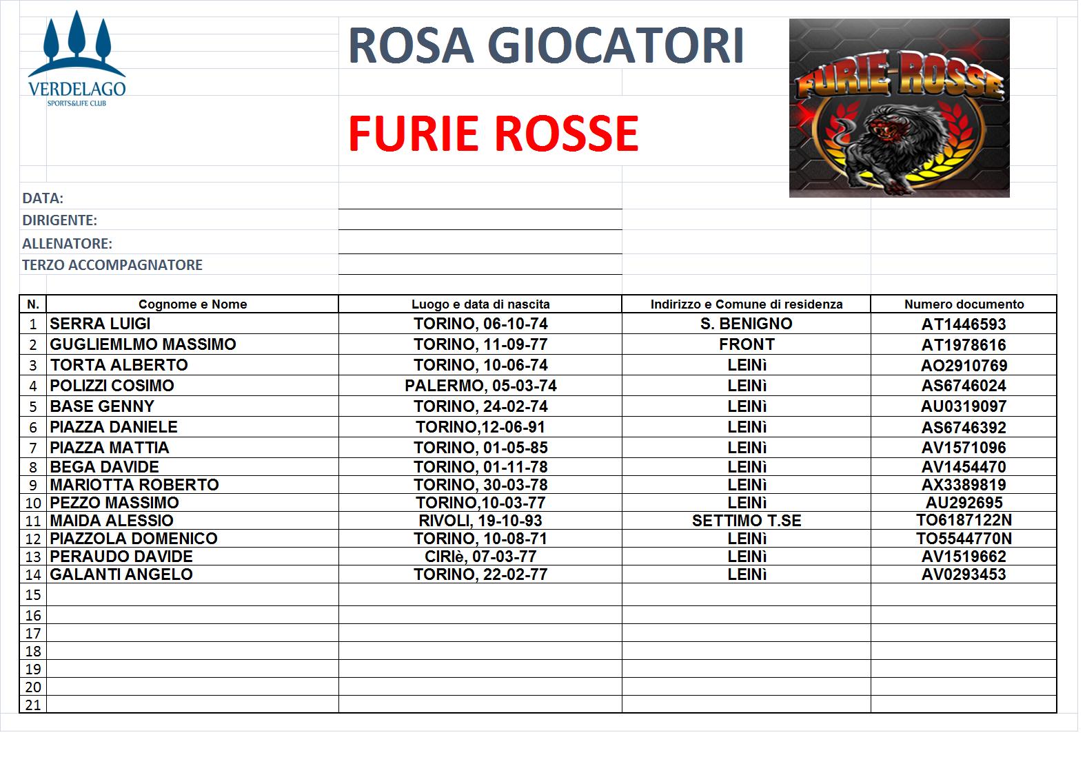 Piazzola Bologna Calendario 2020.Campionato C8 2019 20 Verdelago